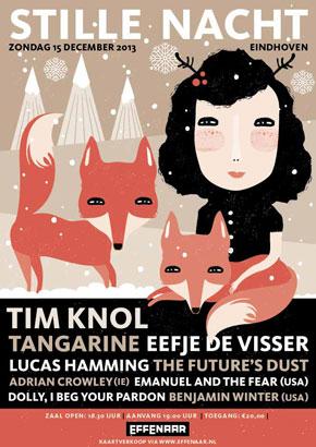 Stille-Nacht-Eindhoven poster